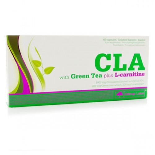 CLA + L-Carnitine