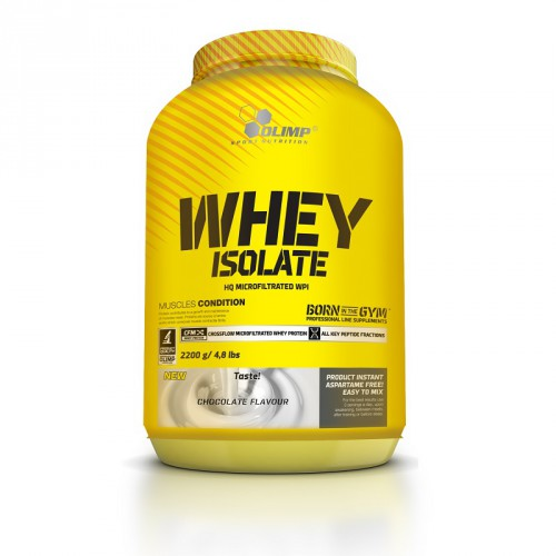 Pure Whey Isolate Protein