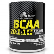 BCAA 20:1:1 + Xplode Powder