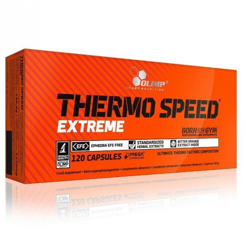 Thermo Speed Xtreme Mega Caps