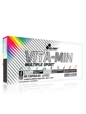 Vitamin Mineral Multiple Sport