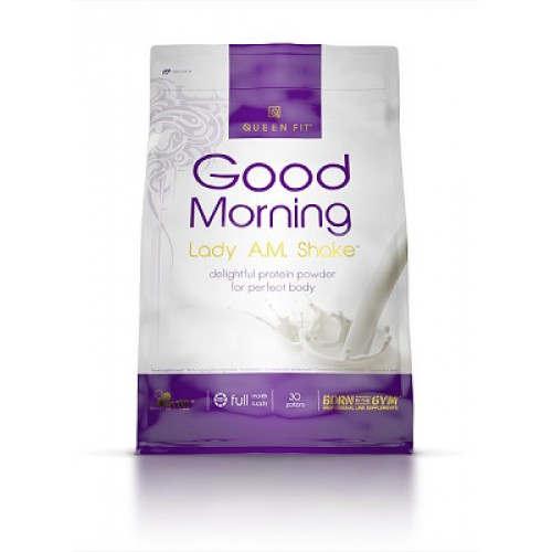 Good Morning Lady Protein Shake