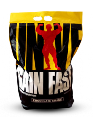 Gain Fast Chocolate Bag
