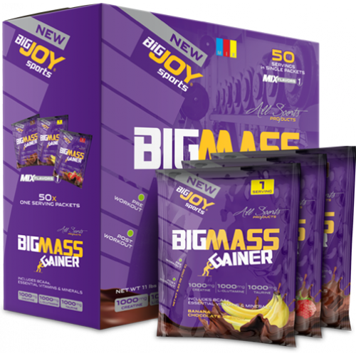 BigMass Gainer 50 Servis